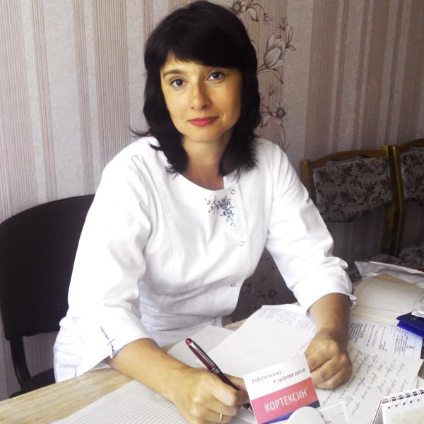 СІМОНЕНКО Надія Романівна