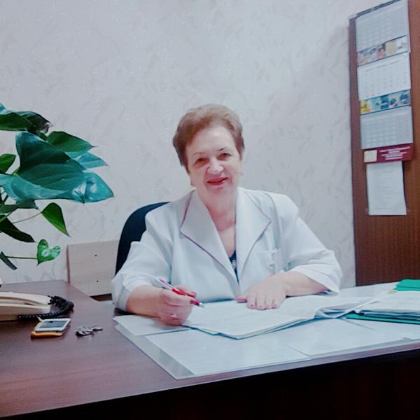 ІВАЩУК Тамара Леонідівна