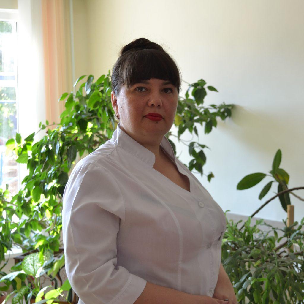 Беденко Олена Вікторівна